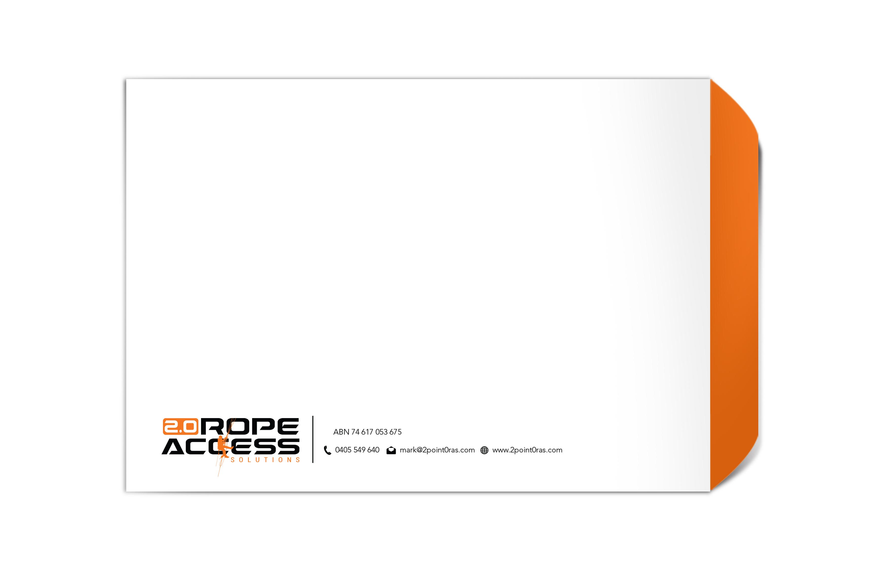 2 point zero B4 Plain- Envelope
